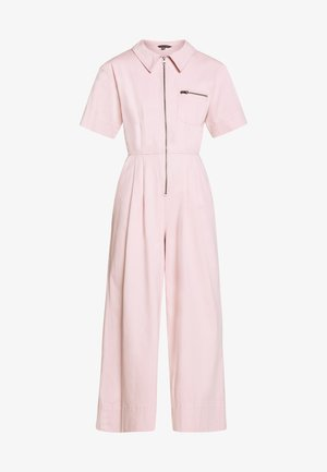 THE BOILER SUIT - Jumpsuit - rose