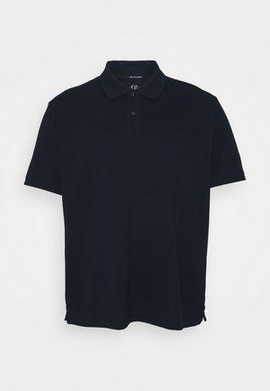 BASIC BIG - Polo - dark blue