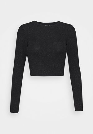 PARTY - Long sleeved top - black