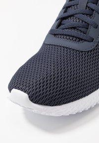 Reebok - FLEXAGON ENERGY PERFORMANCE SHOES - Sports shoes - heritage navy/collegiate navy/white - 5