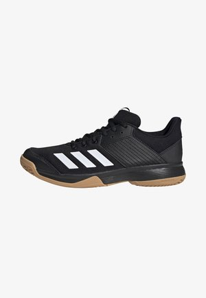 LIGRA 6 SHOES - Volleyballsko - black/white