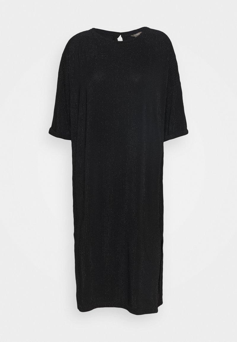 Lindex - DRESS SARA - Jersey dress - black