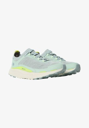 ESCAPE - Hiking shoes - green mist wrought iron