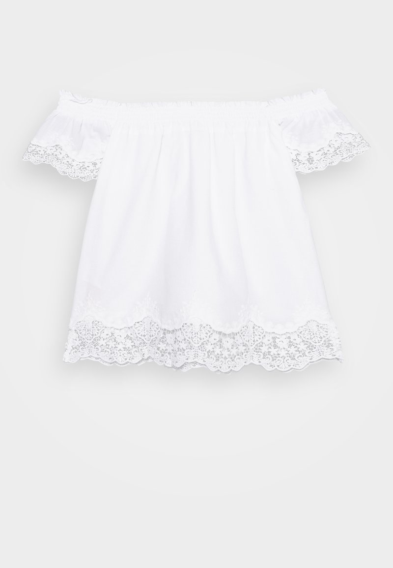 Name it - NKFHAYLA BLOUSE - Blůza - bright white