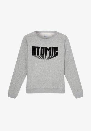 Sweatshirt - grey melee