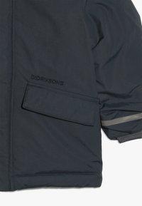 Didriksons - OSTRONET KIDS JACKET - Waterproof jacket - navy dust - 4