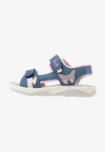 FIA - Sandalen - jeans