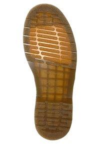 Dr. Martens - 1461- 3 EYE SHOE - Sznurowane obuwie sportowe - cherry red - 2