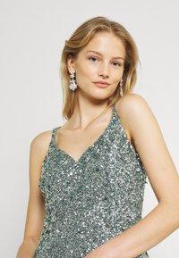 Lace & Beads - GRAISON MINI - Cocktail dress / Party dress - teal - 4