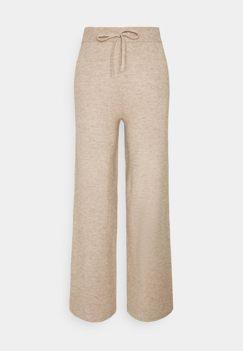 Nly by Nelly - OFF TOPIC - Trousers - beige