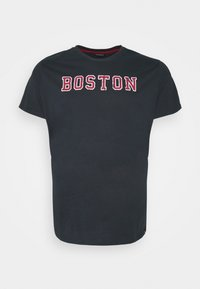 Shine Original - REPEAT - Print T-shirt - navy - 4