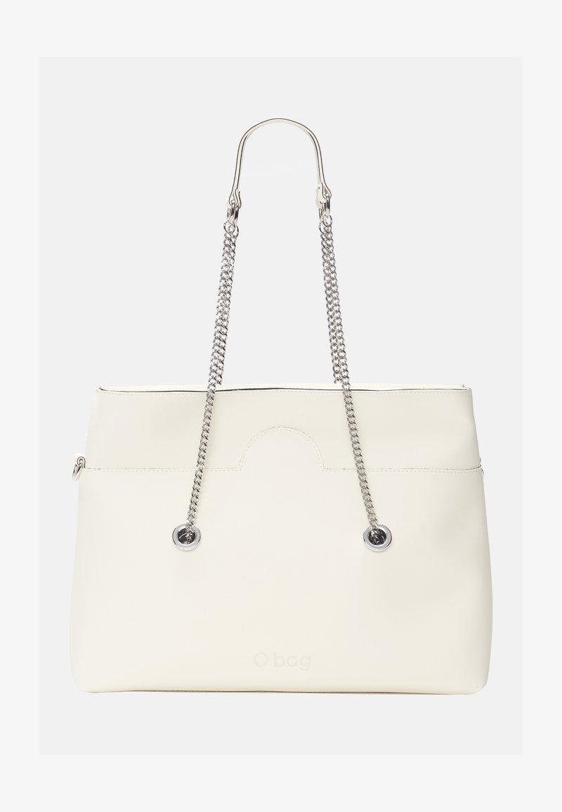 O Bag - Tote bag - bianco