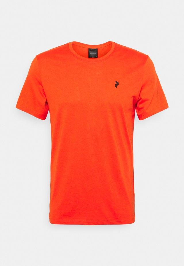 EXPLORE HORIZON TEE - T-shirt imprimé - super nova
