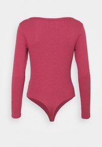 GAP Petite - BODYSUIT - Long sleeved top - faded rose - 1