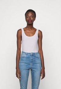 Anna Field Tall - 2 PACK - Top - white/black - 0