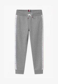 Tommy Hilfiger - TAPE - Pantaloni sportivi - grey - 0