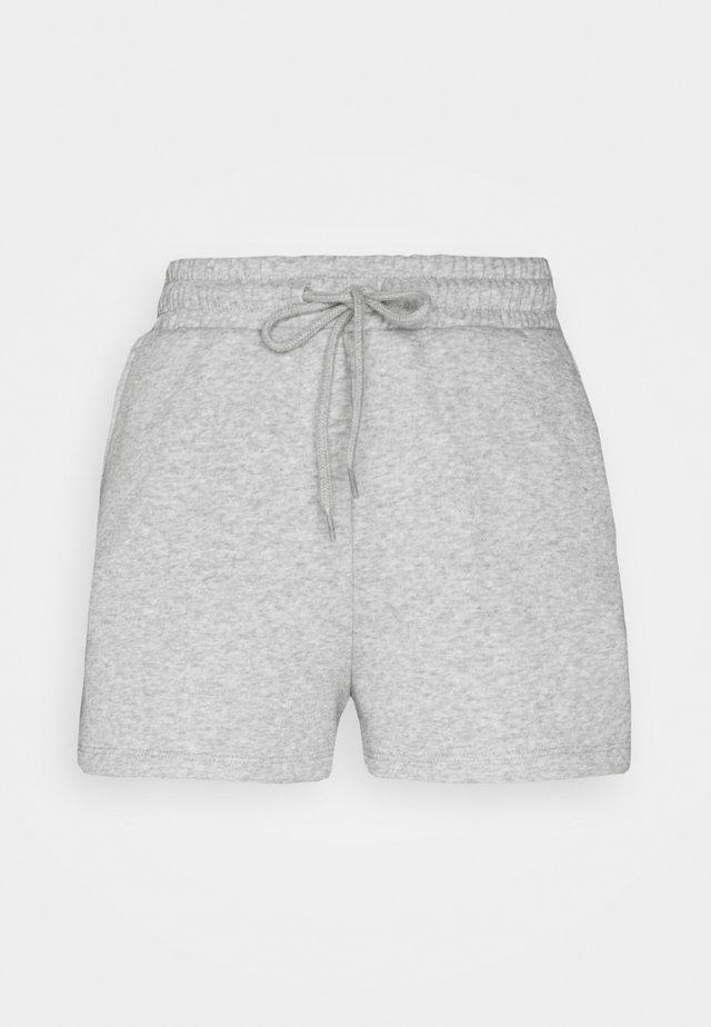 PCCHILLI - Shortsit - light grey melange