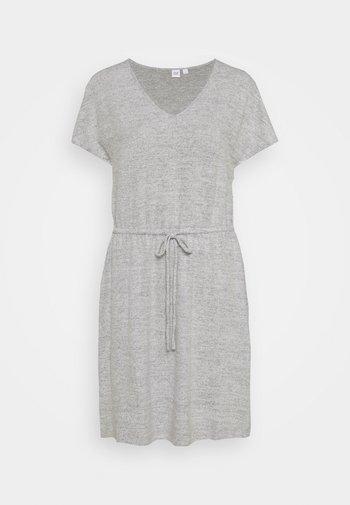 Vestido ligero - marled grey heather