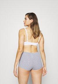 Sloggi - BASIC SHORT - Pants - grey - 2