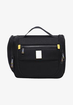 PASSAGE - Wash bag - black