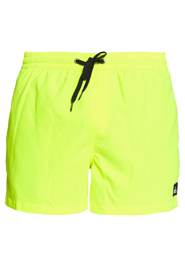 EVERYDAY VOLLEY - Swimming shorts - safety yellow