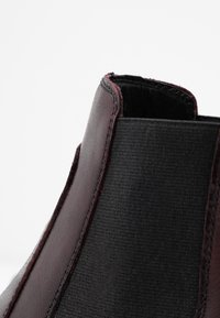Anna Field Select - LEATHER ANKLE BOOTS - Ankle boots - bordeaux