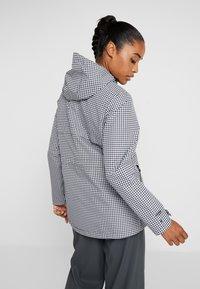 Regatta - BRONYA - Outdoor jacket - black/white - 2
