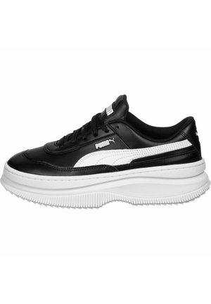 SCHUHE DEVA L W - Sneaker low - black-white