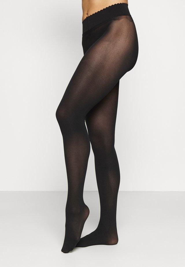 ULTRA OPAQUE TIGHT SENSATION BODY TOUCH - Sukkahousut - black