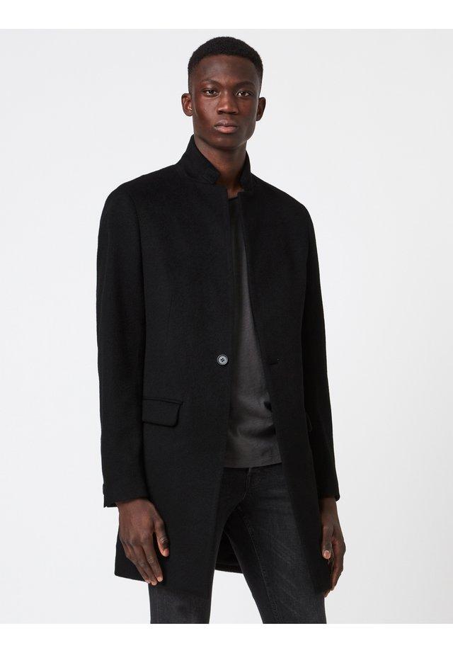 MANOR  - Cappotto classico - black