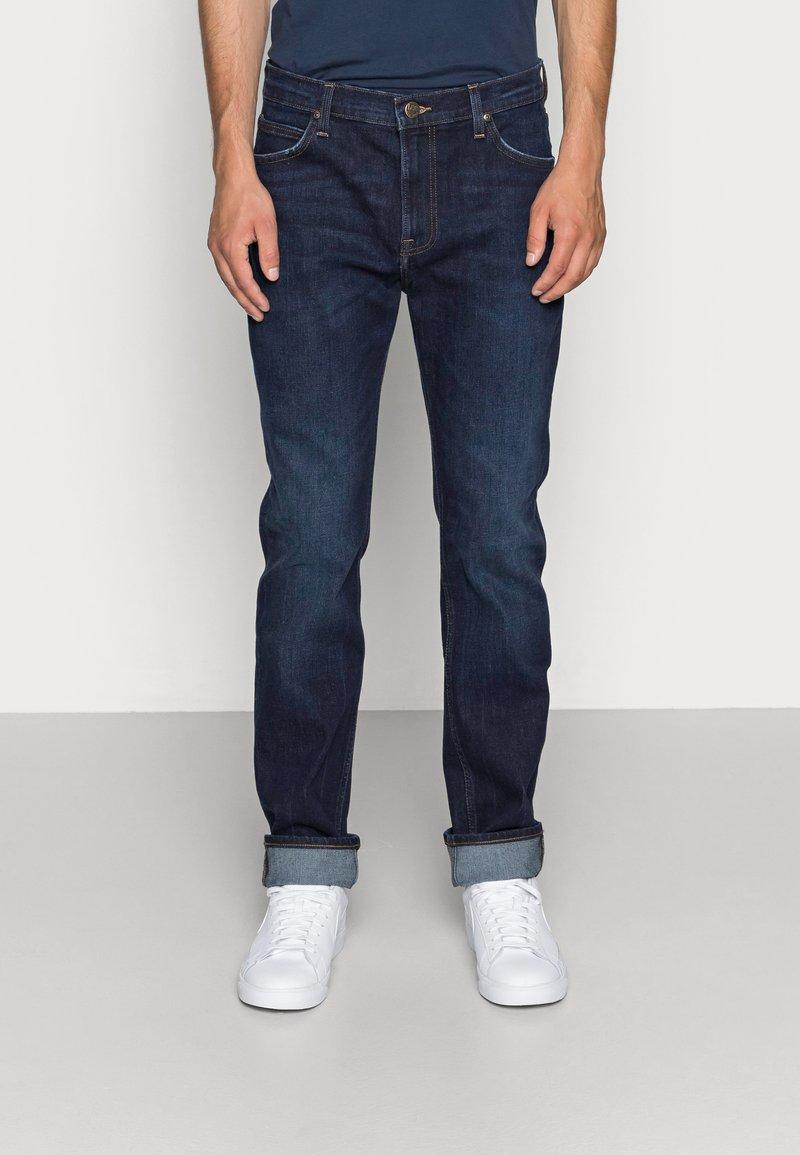 Lee - RIDER - Jeans slim fit - dark pool