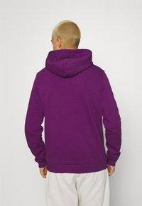 YOURTURN - UNISEX - Luvtröja - purple - 2