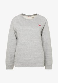 Levi's® - RELAXED CREW NEW - Sweatshirt - smokestack heather - 4