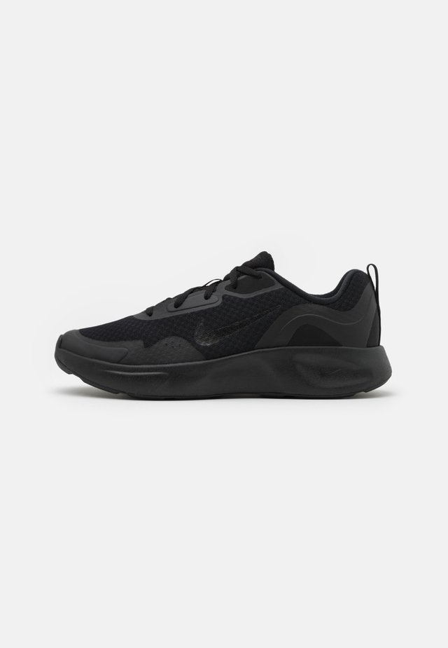 WEARALLDAY UNISEX - Trainers - black