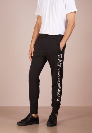 PANTALONI - Trainingsbroek - black