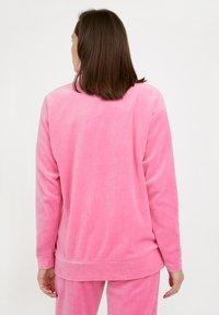 Finn Flare - Zip-up sweatshirt - pink - 2