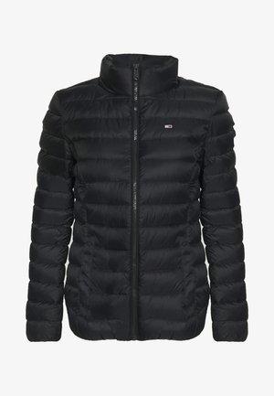 LIGHTWEIGHT PACKABLE - Down jacket - black