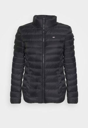 LIGHTWEIGHT PACKABLE - Down jacket - black