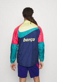 Nike Performance - FC BARCELONA DRY  - Club wear - deep royal blue/blue void/lt fusion red - 2