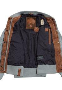 Naketano - Summer jacket - aristocrat grey - 3