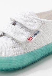 Superga - 2750 - Tenisky - white blue/light crystal - 2