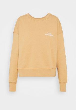 TILVINA - Sweatshirt - beige
