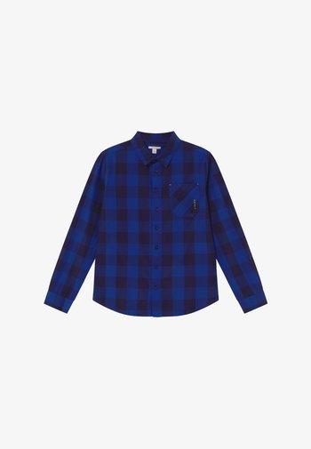 Shirt - infinity blue