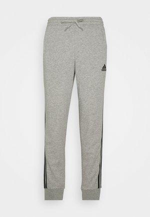 Træningsbukser - medium grey heather/black