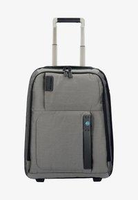 Piquadro - Wheeled suitcase - grey - 0