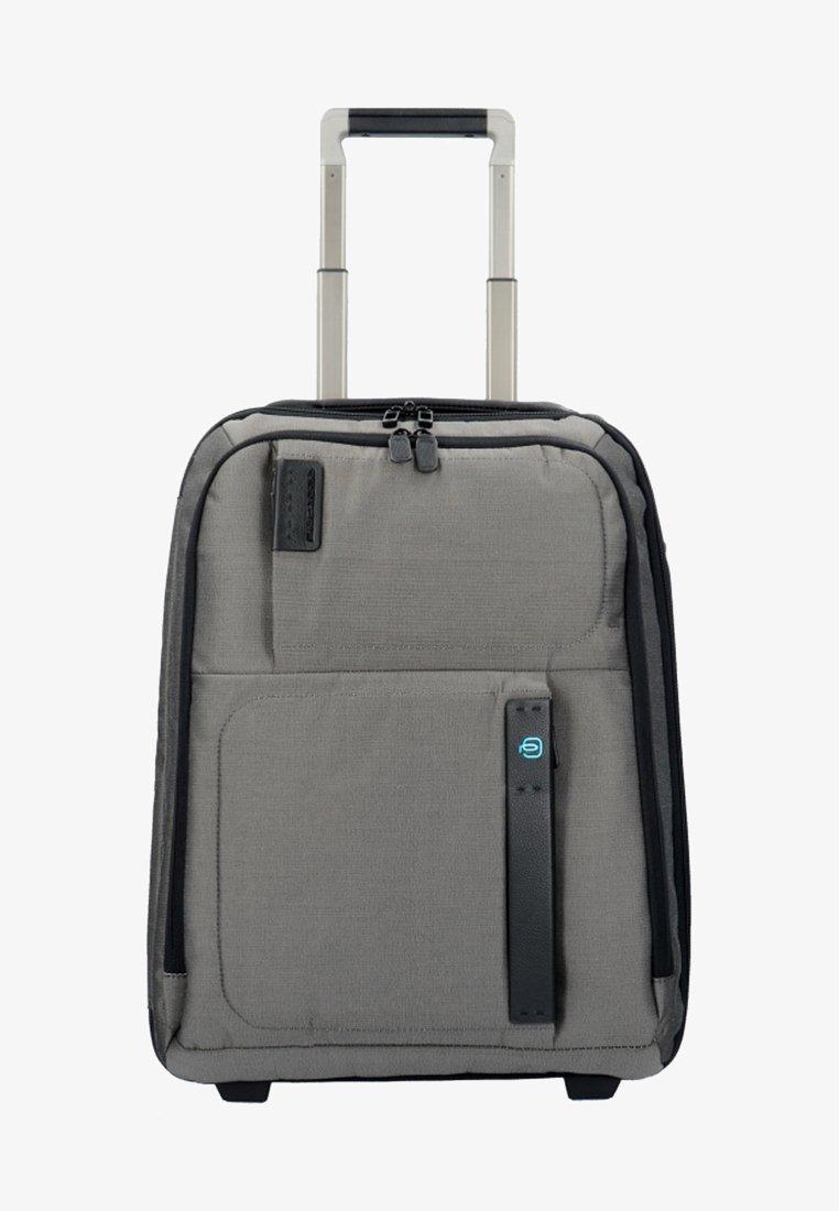 Piquadro - Wheeled suitcase - grey
