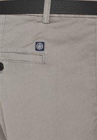 Jack´s Sportswear - SUPERFLEX PANTS - Chinos - grey - 2