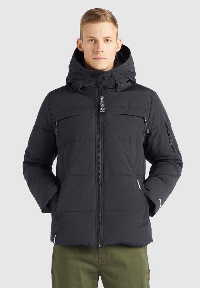 TERRY - Winterjacke - schwarz