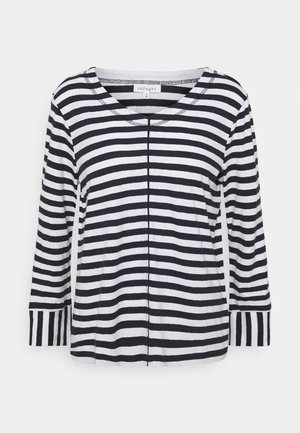 KAYLEE STRIPE - Long sleeved top - navy