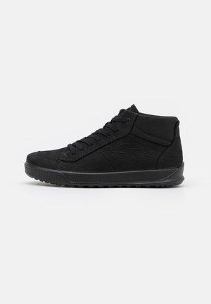 BYWAY - Höga sneakers - black